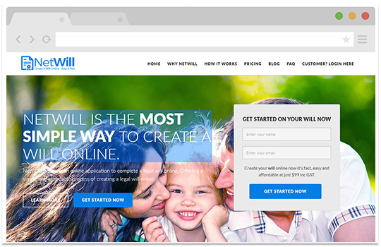 custom websites melbourne